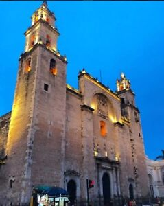 LEARN SPANISH IN BEAUTIFUL MERIDA MEXICO!