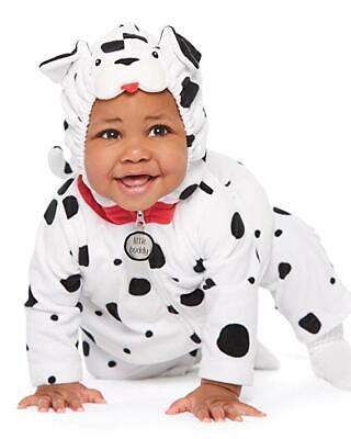 CARTER'S Baby Dalmatian Dog Halloween Costume 3-6 months NEW