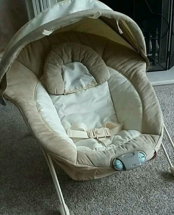 a550b28f0d69 GRACO MUSICAL VIBRATING BABY BOUNCER