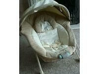 Graco baby bouncer
