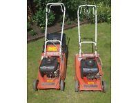 Mountfield lawnmowers