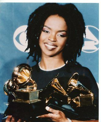 LAURYN HILL-8X10 PROMO STILL-GRAMMY AWARDS VG/FN