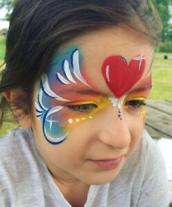FACE PAINTING AND GLITTER TATTOO SERVICES