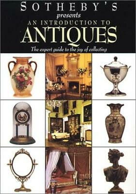 Sotheby's Presents an Introduction to Antiques DVD NEW