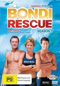Bondi Rescue : Season 1 (DVD, 2008, 2-Disc Set) R4 NEW AND SEALED