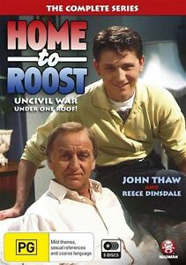 Home To Roost - The Complete Series (DVD, 5-Disc Set) NEW