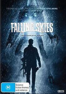 Falling Skies : Seasons 1 - 5 (15 Disc Set) : NEW DVD