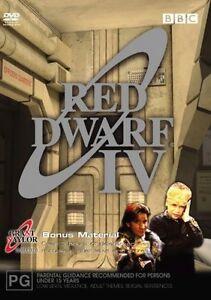 Red-Dwarf-Series-4-DVD-2004-2-Disc-Set-Free-Postage