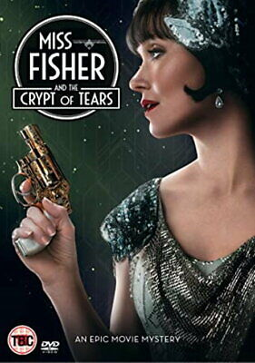 Miss Fisher & the Crypt of Tears [New DVD]