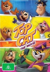 Top Cat - The Movie (DVD) New/Sealed [Region 4]