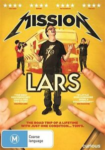 MISSION TO LARS..REG 4..NEW & SEALED   dvd819