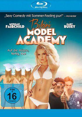Bikini Model Academy - Gary Busey - Morgan Fairchild - Blu Ray
