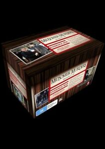 Midsomer-Murders-Case-Files-Volume-1-Season-1-2-3-4-5-6-7-8-9-10-NEW-DVD