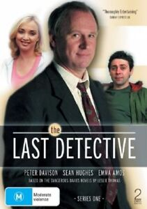 THE LAST DETECTIVE - SERIES 1 - Reg 4 DVD - Hard to find DVD REDUCRD PRICE