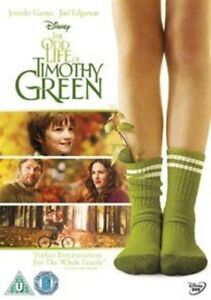 The Odd Life Of Timothy Green (DVD, 2013)