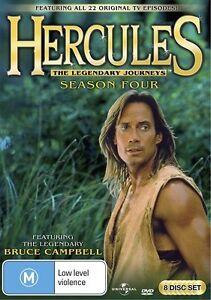 Hercules Season 4 NEW R4 DVD
