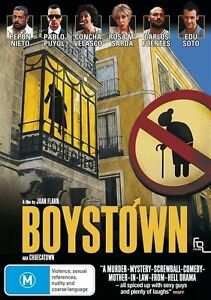 Boystown (DVD, 2009) *NEW & SEALED *FAST OVERSEAS SHIPPING *SEE FEEDBACK *R4