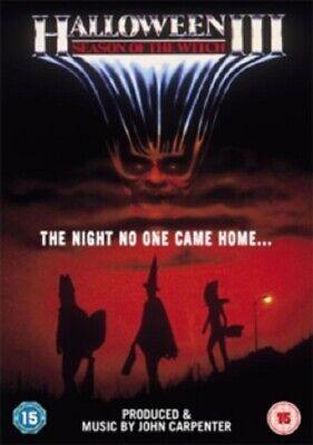 Halloween 3 Season of the Witch (Tom Atkins, Stacey Nelkin) Three Region 2 DVD ()
