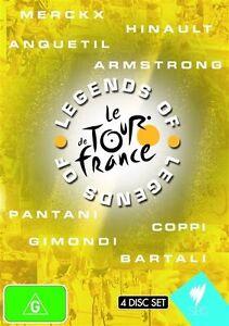 Legends-Of-The-Tour-De-France-DVD-2009-4-Disc-Set