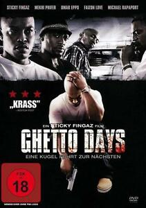 Ghetto Days (2012) - Dvd - Fsk18 - Neu/Ovp