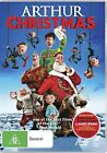Arthur Christmas DVD Movies