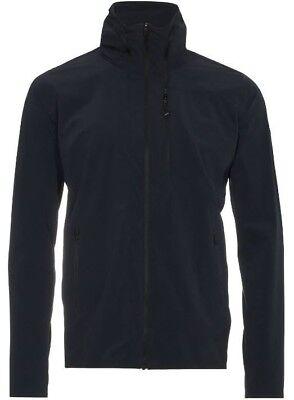 DESCENTE ALLTERRAIN Stretch Packable Jacket GRAPHITE NAVY L NEW W/TAG