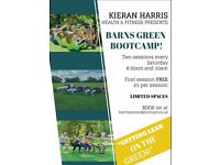 Barns Green Bootcamp!