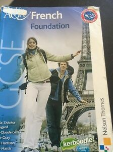French Foundation GSCE Textbook Claremont Nedlands Area Preview