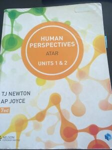 Human Perspectives Unit 1 & 2 Claremont Nedlands Area Preview