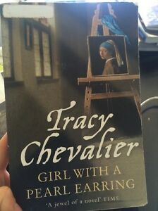 Tracey Chevalier's Girl With A Pearl Earring Claremont Nedlands Area Preview