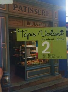 Tapis Volant 2 Text & Work Books Claremont Nedlands Area Preview