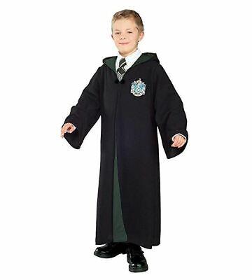 Rubie's Deluxe Harry Potter Child Robe Slytherin Emblem Unisex Large Child - Deluxe Harry Potter Slytherin Kostüm