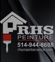 PAINTER *****  ROYAL  HOME SERVICES  *****  PEINTRE
