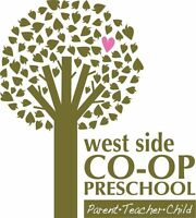 2015-2016 Preschool Spots at the West Side Co-op Preschool