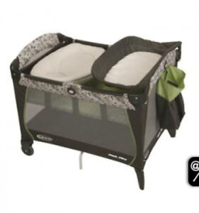 Graco pack n play with sleeper