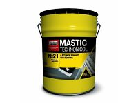 ROOFING MASTIC 20 KG *20.00 GBP*