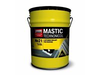 ROOFING MASTIC SEALANT 20 KG *20.00 GBP*