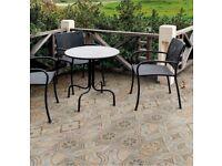 TILES JOBLOT: Anti-slip vintage indoor/outdoor porcelain floor tiles - 12 square metres