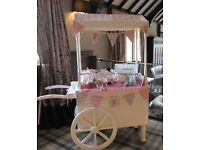 Vintage Sweet/Candy Cart for hire Durham