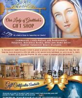 Our lady of Gratitude Gift Shop