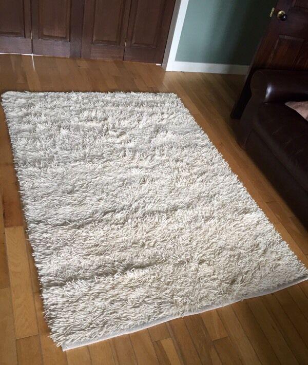 High Quality Ikea Vitten Wool Rug In Southside Glasgow Gumtree