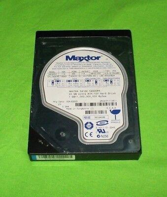 Ide Ultra Ata-100 Festplatte (Maxtor Festplatte 2B02H1 20 GB Ultra ATA/100 5400 RPM 3.5 '' slimline IDE )
