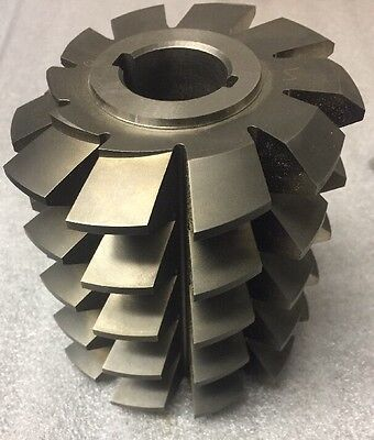 Reliant Tool Production 1 Pitch Hob Cutting Head 788652