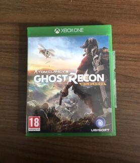 Tom Clancy's- Ghost Recon Wildlands Xbox One