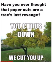 EXTREME TREE CUTTERS!