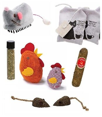 Petlinks System (Petlinks System Catnip (5) FIVE Cat Toys LOT GREAT SELECTION OF TOYS GIFT )