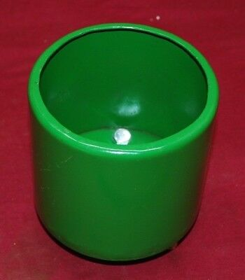 New Reproduction 1.5 Hp John Deere E Tin Pulley Gas Engine Motor