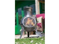 Wood Burning Chimenea