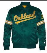 Oakland Athletics Starter Jacket
