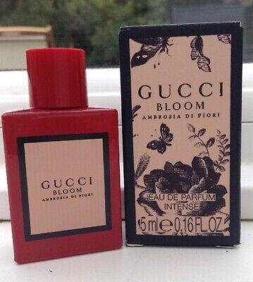 Gucci Bloom Ambrosia Di Fiori EDP Miniature - Boxed